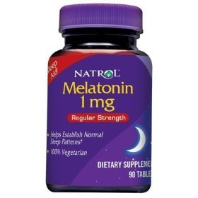 Melatonin time release (1mg)