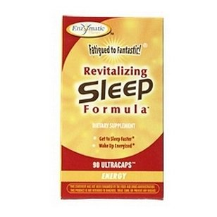 Revitalizing sleep formula