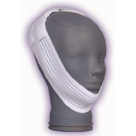 Super deluxe chin strap - large