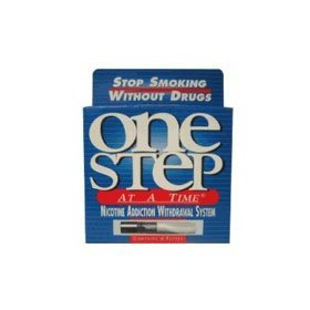 One step at a time nicotine addiction withdrawl system - 1 pack