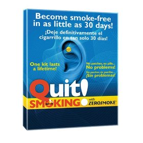 Zerosmoke smoking cessation product