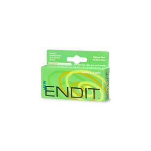 Endit smokeless inhalers 2 ea