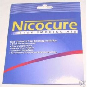 Nicocure stop smoking aid 40 day supply