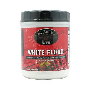 Controlled labs white flood, fruit punch, 50-count