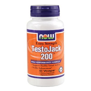 Now foods testojack 200 extra strength