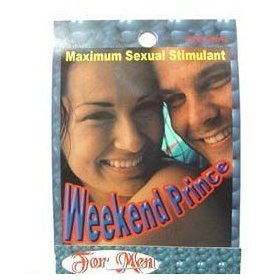 Weekend prince original 24ct 1 pill maximum sexual stimulant