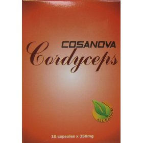 Cosanova plus cordyceps (10 caps) extreme male sexual enhancement