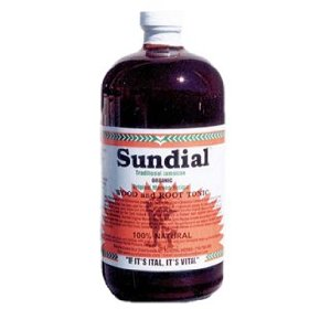 Sundial wood root tonic 32 oz