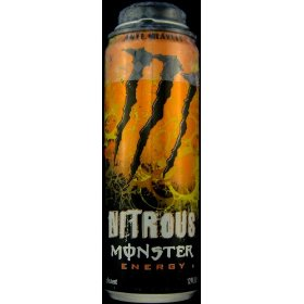 9 pack - monster nitrous - anti gravity - 12oz.
