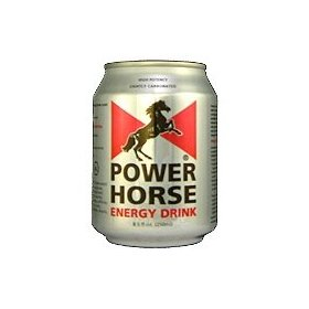 26 pack - power horse energy drink - 8.5oz.
