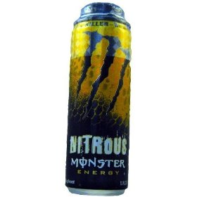 9 pack - monster nitrous - killer-b - 12oz.