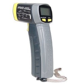 Non-contact ir infrared digital thermometer -32 to 300c